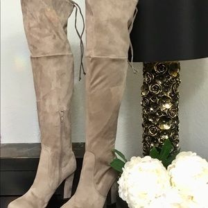 SAROMI OVER THE KNEE BOOT